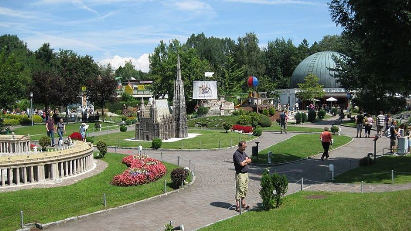best places to visit in klagenfurt