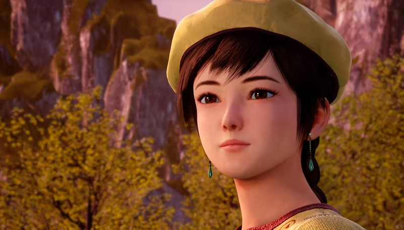 Shenmue 3-셰 누아