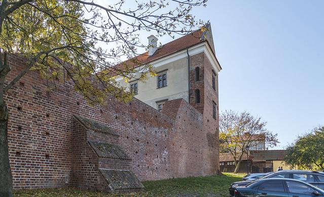 Zamek Królewski w Łęczycy - Polska