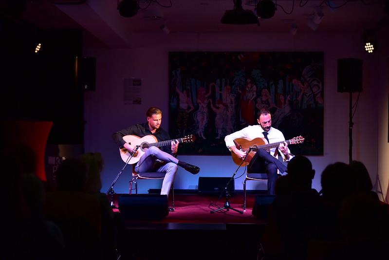 Classic meets Flamenco • Florian David & Luis Mariano
