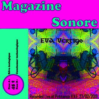Magazine Sonore by EVA vertigo