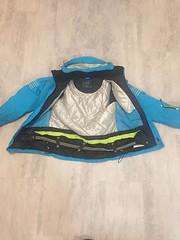 lyžařská bunda 152 - titulní fotka