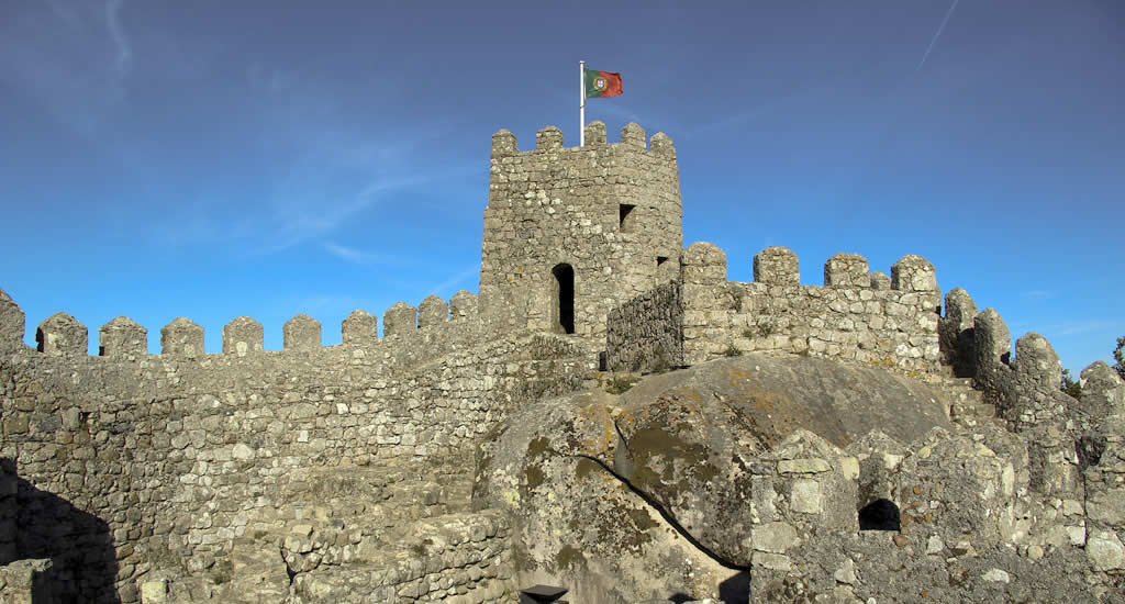 Castelo dos Mouros | Mooistestedentrips.nl