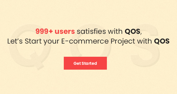 QOS - eCommerce Shopify Theme