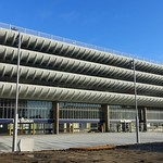 Huge Preston Bus Station, 50 years old this year