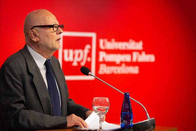 IX Lliçó d'Humanitats Miquel Batllori, 2019-2020
