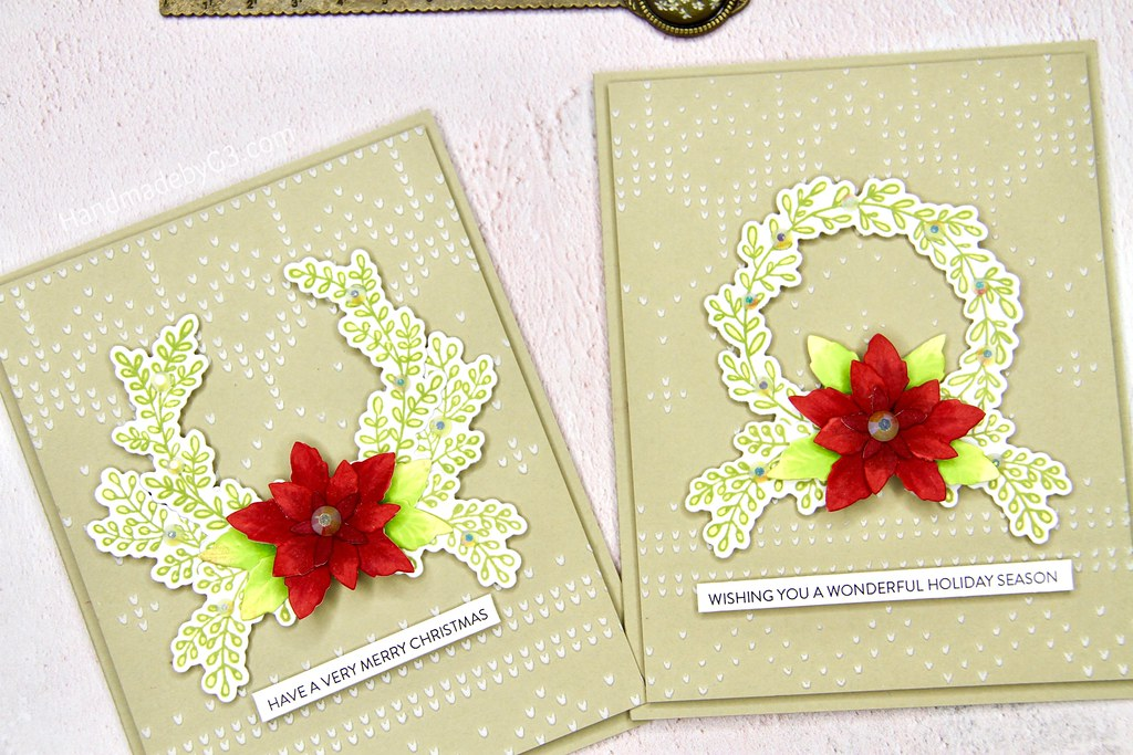 Holiday Cards closeup1