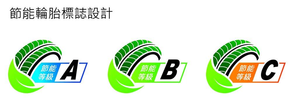 節能輪胎標誌。圖片來源:車輛研究測試中心(ARTC)提供。