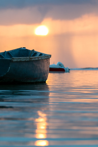 canon eos 70d mauritius sunset coucherdesoleil eau mer sea water light lumière bâteau boat maurice ef70300f456lisusm