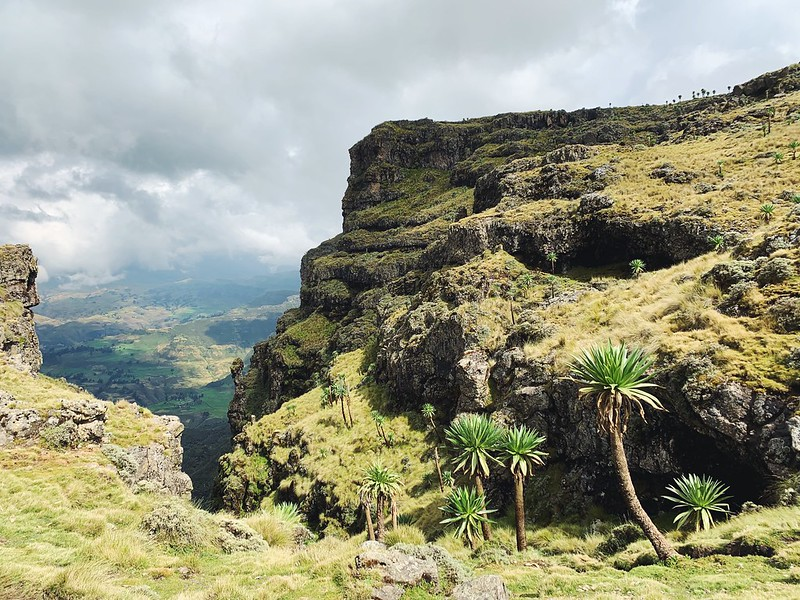 Simien Mountains Etiopia