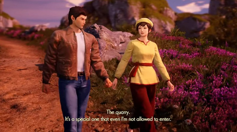 Shenmue 3-採石場