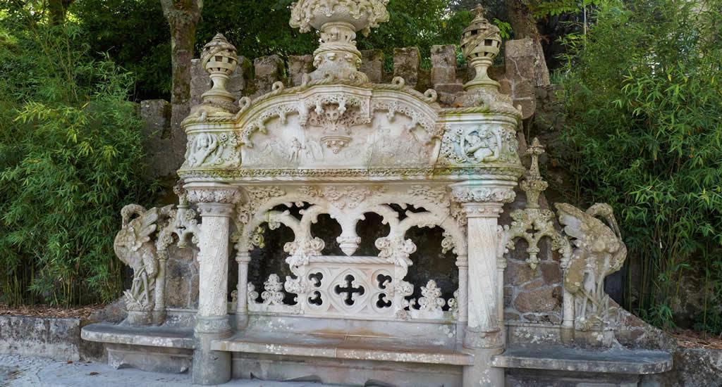 Sintra, Portugal: Quinta da Regelaira | Mooistestedentrips.nl