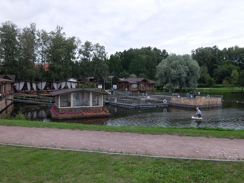 Санкт-Петербург - Крестовский остров - Пристань