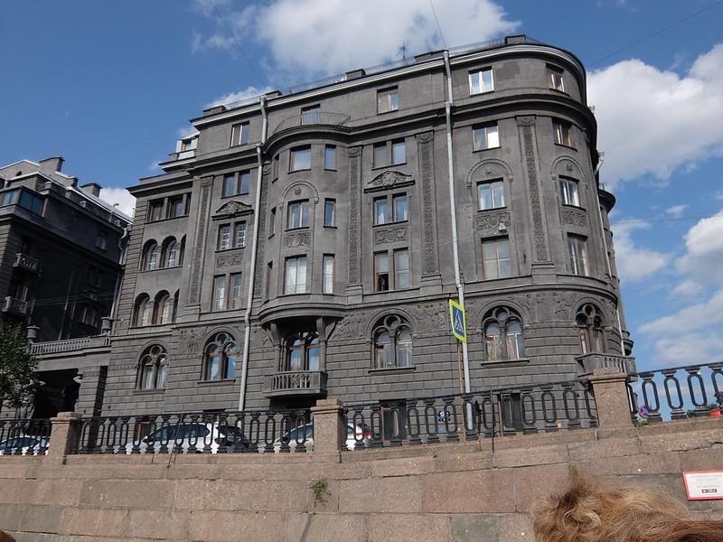 Санкт-Петербург - Дом Веге