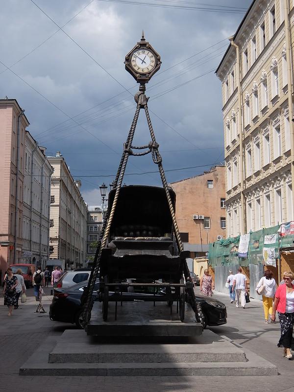 Санкт-Петербург - Часы