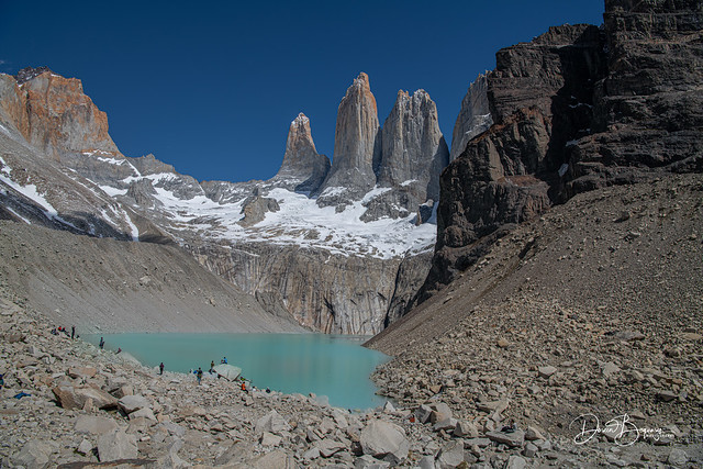 Torres del Paine Viewpoint