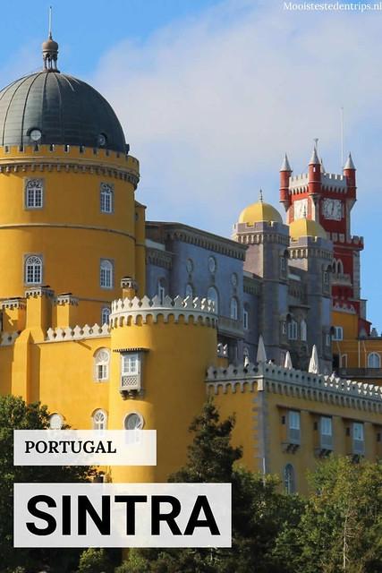 Sintra, Portugal | Bekijk de leukste tips over Sintra, Portugal