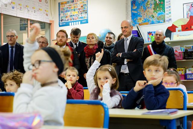 Classes bilingues: déplacement en Meurthe-et-Moselle