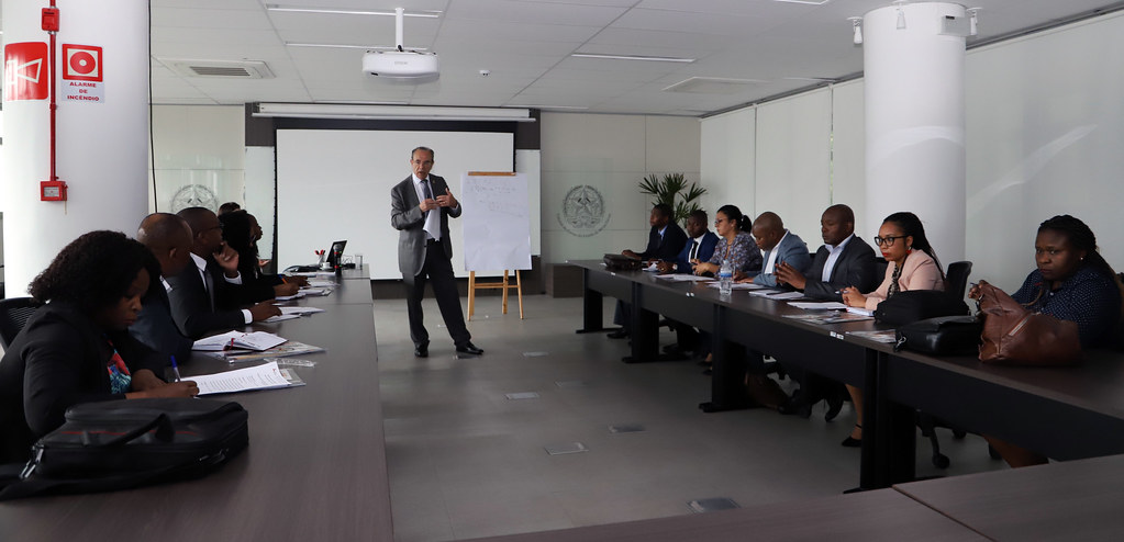 Visita Técnica Tribunal Administrativo de Moçambique ao Tribunal de Contas de Minas Gerais