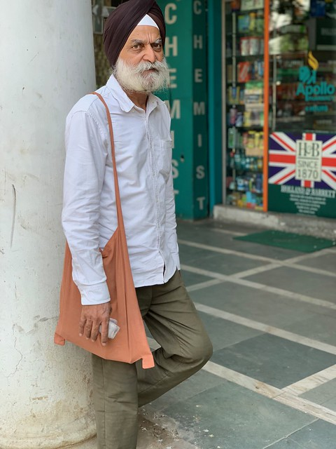 Mission Delhi - Paramjeet Singh Sahni, Connaught Place