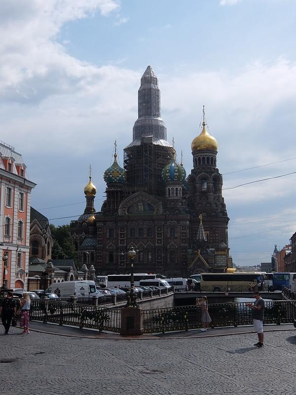 Санкт-Петербург - Спас на Крови
