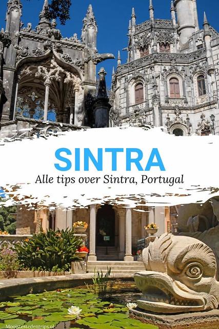 Sintra, Portugal: bekijk de mooiste paleizen in Sintra, Portugal | Mooistestedentrips.nl