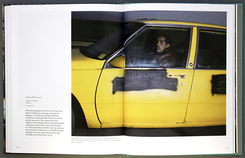 Spread from Autofocus, pp.150-51. edited