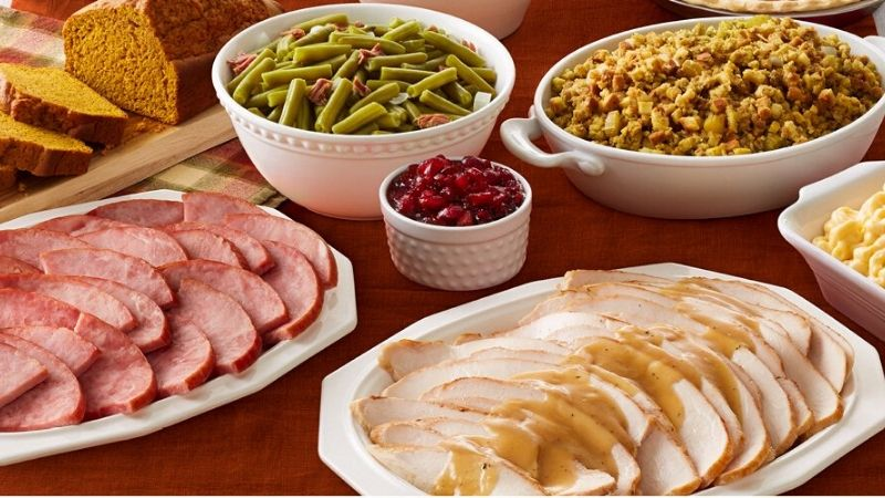 Restaurants Open on Thanksgiving Near Me