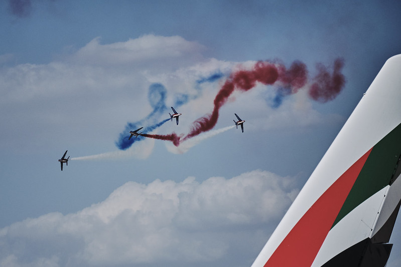 Boeing Air Show by Waleed Shah 7