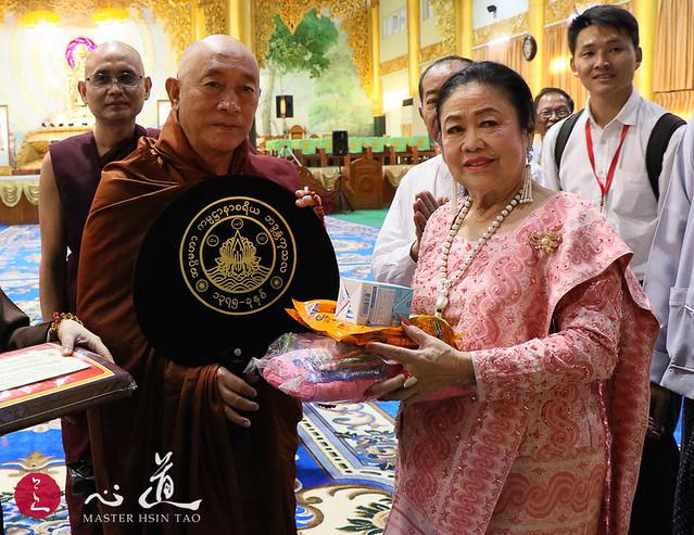 20191118緬甸短期出家修道會