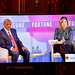 """<p><a href=""""https://www.flickr.com/people/fortuneglobalforum/"""">fortuneglobalforum</a> posted a photo:</p>  <p><a href=""""https://www.flickr.com/photos/fortuneglobalforum/49090025933/"""" title=""""FORTUNE GLOBAL FORUM 2019""""><img src=""""https://live.staticflickr.com/65535/49090025933_22f6114769_m.jpg"""" width=""""240"""" height=""""160"""" alt=""""FORTUNE GLOBAL FORUM 2019"""" /></a></p>  <p>FORTUNE GLOBAL FORUM 2019<br /> 18-19th November 2019 <br /> Paris, France<br /> <br /> Since 1995, the FORTUNE Global Forum has been hosted by the editors of Fortune in great cities on the dynamic frontiers of global business. The Forum creates a valuable opportunity for the CEOs of the world's biggest multinational companies and economic leaders to actively engage in discussions and potentially on a common roadmap. With the role of multinational business and economic policy at a crossroads, the best companies are reinventing both mission and manner and turning challenges into renewal and growth.<br /> <br /> Our theme is Action 2020: Reinventing for a New Decade. You will gain timely insight into the most important matters facing global industry through in-depth interviews and highly interactive sessions.<br /> <br /> Our agenda will include topics such as:<br /> <br /> • Navigating the dramatic power shifts across financial markets, trade, and politics<br /> • Hot-button issues impacting business and the economy in the coming decade<br /> • How CEOs can approach challenges including technological disruption, shifting government policies, and volatile markets<br /> • Firing up Europe's economic and competitive engine<br /> • New channels for clean energy and greater environmental stewardship<br /> • Winning the talent battle by dedicating resources to education and re-skilling<br /> • Pressing technology issues such as cyber security, A.I., and automation<br /> <br /> Photograph by Stuart Isett for Fortune</p>"""