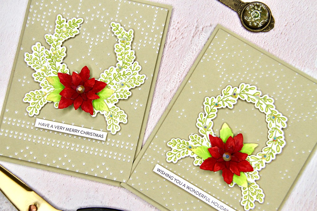 Holiday Cards closeup