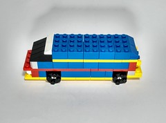 Zaid`s Coaster Mini Bus!