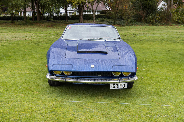 Iso Grifo Series 2 Can-Am - 1971