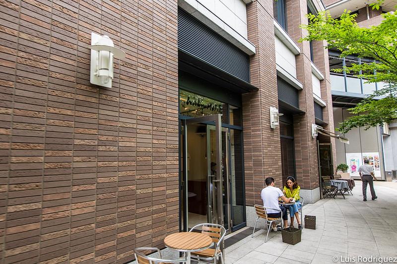 Exterior de Wagyumafia The Cutlet Shop en Nakameguro