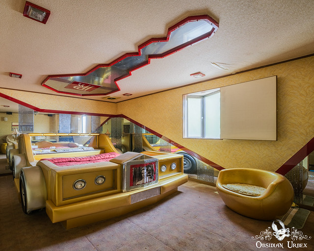 Spaceship Love Hotel, Japan