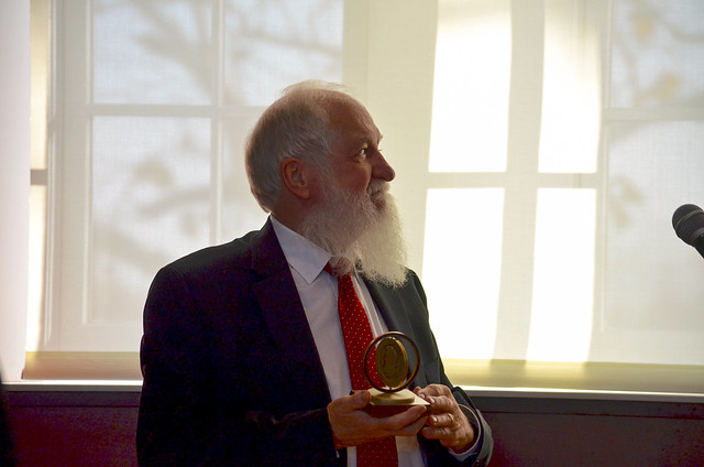 Chaplain Jon Powers Retirement Reception