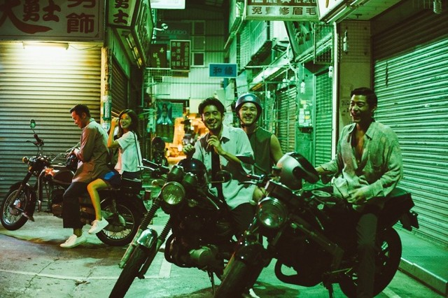 "The stills of Netflix first Chinese series ""罪夢者 Nowhere Man"" , Taipei, Taiwan, Oct, 2019"
