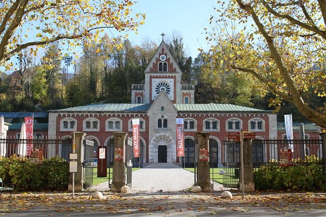 Bad Reichenhall: Hauptbrunnhaus der Alten Saline