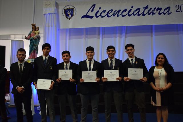 Licenciatura 2019 4° A y B HC