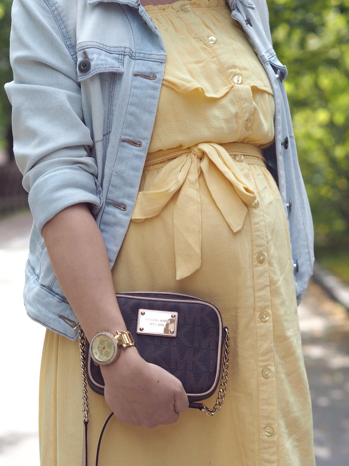 raskausajan tyyli