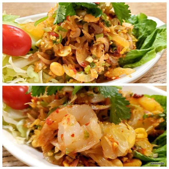 Thai Style Pomelo Salad