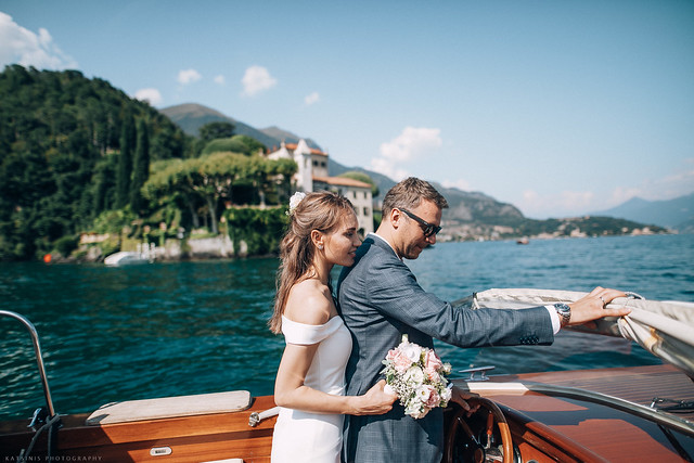 2019 Lake Como Wedding