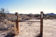 The Mexican Border in 2002