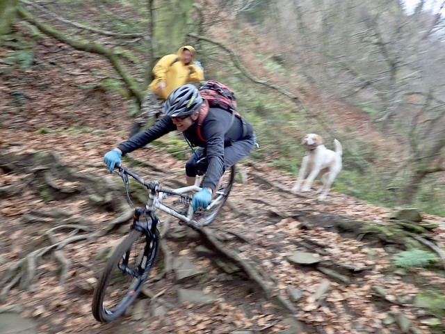 CwmCarn with Seb