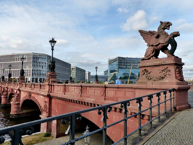 Berlin - Moltkebrücke