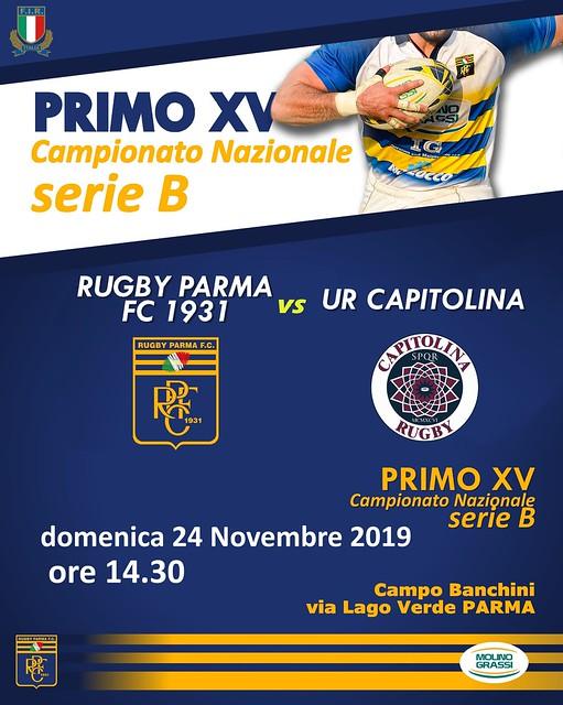 RPFC vs UR Capitolina 24.11.19