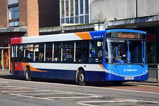 Alexander Dennis Enviro 300, Stagecoach 27521, GX06DZC