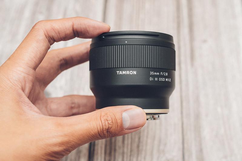 TAMRON 35mm f2.8|F053