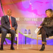 """<p><a href=""""https://www.flickr.com/people/fortuneglobalforum/"""">fortuneglobalforum</a> posted a photo:</p>  <p><a href=""""https://www.flickr.com/photos/fortuneglobalforum/49090485576/"""" title=""""FORTUNE GLOBAL FORUM 2019""""><img src=""""https://live.staticflickr.com/65535/49090485576_cd2e01be64_m.jpg"""" width=""""240"""" height=""""160"""" alt=""""FORTUNE GLOBAL FORUM 2019"""" /></a></p>  <p>041<br /> Fortune Global Forum<br /> November 19th, 2019 <br /> Paris, France<br /> <br /> 16:05<br /> AFRICA'S AIRLINE TAKING OFF<br /> Despite a year marred by a fatal crash, rising fuel costs, and an economic slowdown, Ethiopian Airlines has managed to secure its position as Africa's largest, most profitable airline. With no sign of slowing down, the airline's CEO will discuss plans for expansion and how he's led the company through crisis and uncertainty.<br /> Tewolde GebreMariam, Chief Executive Officer, Ethiopian Airlines<br /> Interviewer: Nina Easton, FORTUNE<br /> <br /> Photograph by Stuart Isett for Fortune</p>"""